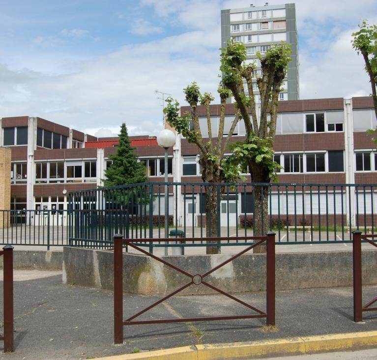 Bandeau Collège Elsa Triolet