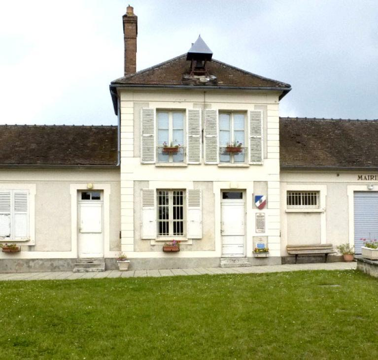 Mairie de Montmachoux